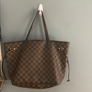 Handbags - Authentic Louis Vuitton never full MM